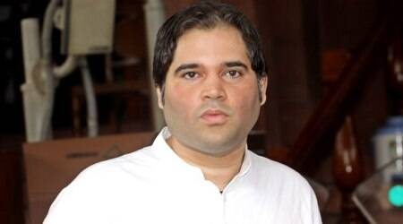 Varun Gandhi takes on manual scavenging in constituency