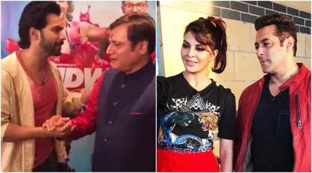 Judwaa 2: Here's how Jacqueline Fernandez and Varun Dhawan are busy promoting their film, see photos