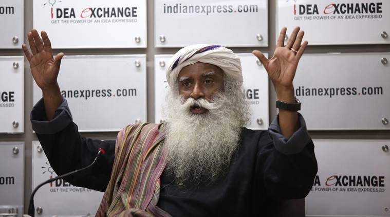 Jaggi Vasudev's event at FTII Pune today cancelled