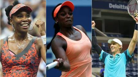US Open 2017, US Open quarterfinals, Venus Williams, Sloane Stephens, Kevin Anderson