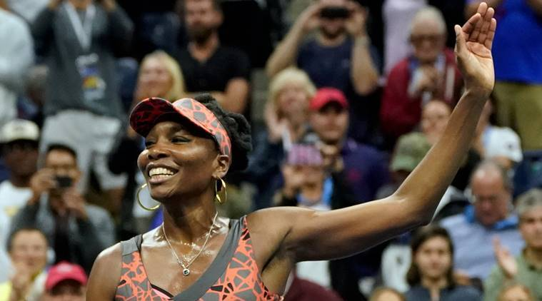 Venus Williams, Sloane Stephens, US Open, US Open 2017, sports news, tennis, Indian Express