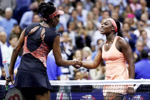US Open semifinal, US Open, Sloane Stephens, Venus Williams, Anastasija Sevastova, Dominika Cibulkova, Julia Goerges, tennis, indian express