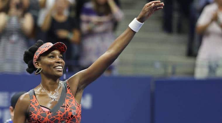 Venus Williams, Sloane Stephens, Petra Kvitova, US Open 2017, US Open quarterfinals