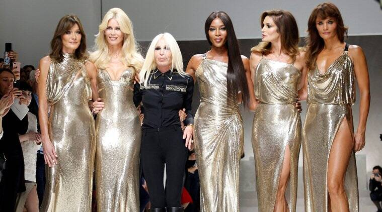 Milan Fashion Week: Donatella Versace pays tribute to her ...