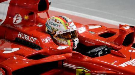 Sebastian Vettel's recklessness plays straight into Hamilton's hands
