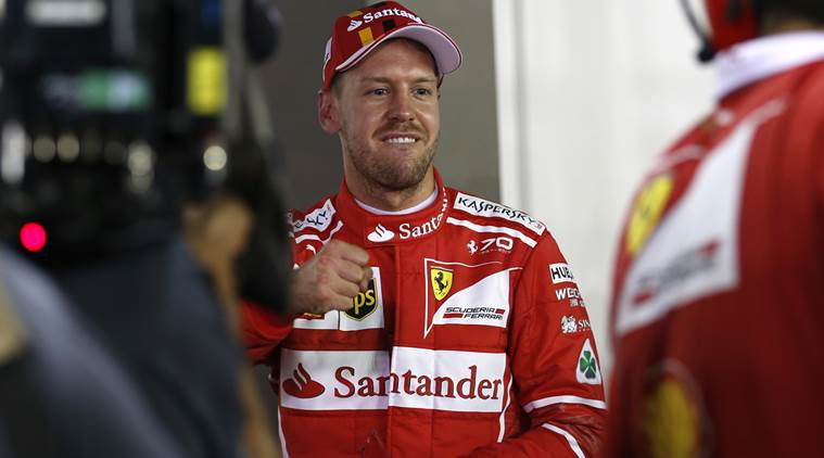 Hamilton delighted with 'surprise' pole as Vettel nightmare continues