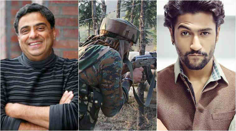 Vicky Kaushal To Star In Movie Based On Uri Attacks