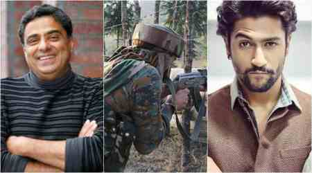 A year after surgical strikes, Ronnie Screwvala announces URI starring Vicky Kaushal