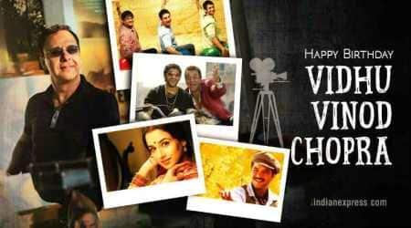 Happy birthday Vidhu Vinod Chopra: 10 movies which prove he is a master offilmmaking