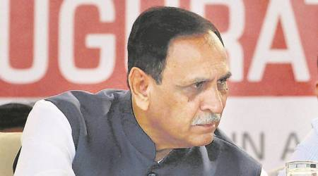 BJP's first list has five Congress rebels, 15 ministers from Rupani Cabinet