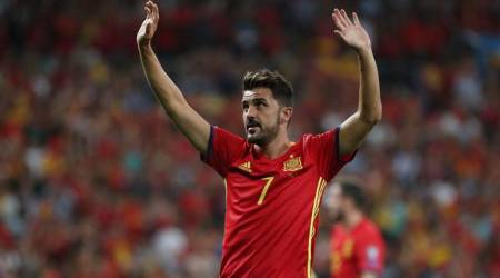 Spain striker David Villa ruled out of Liechtenstein game due to injury
