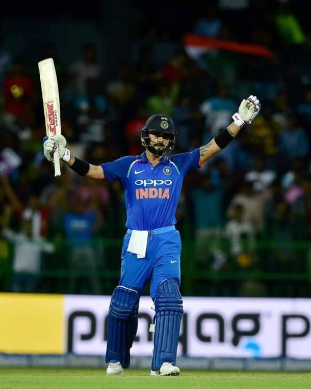Virat Kohli scores 30th ODI century, a look at his top 10 hundreds