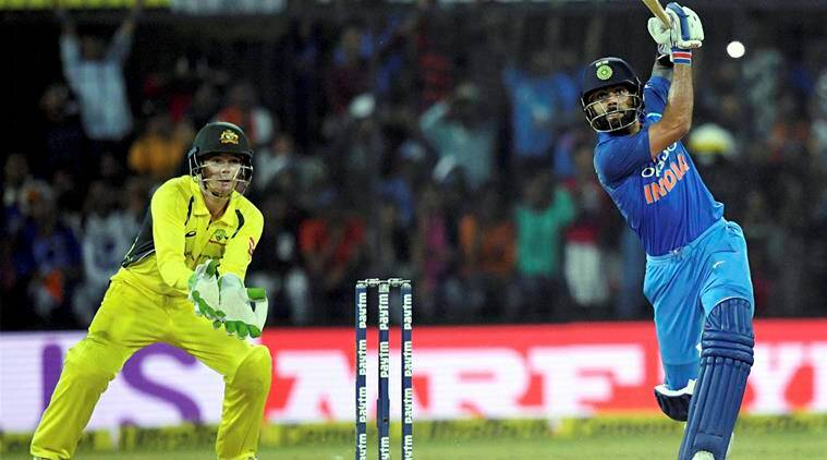 Virat Kohli, Virat Kohli India captain, Virat Kohli India, Virat Kohli runs, Virat Kohli batting, sports news, cricket, Indian Express