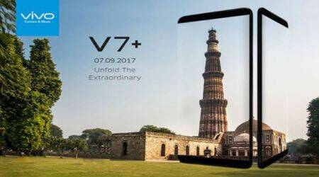 Vivo V7+launch in India today: Live stream, expected price, and more