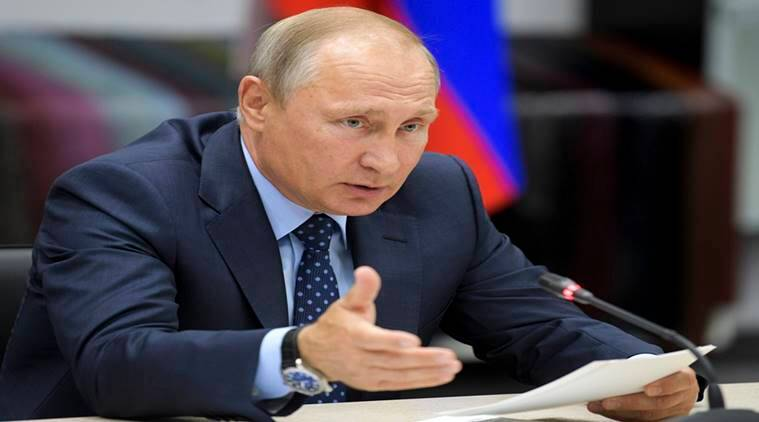 Russia, Russian President Vladimir Putin, UN, Ukraine Mission, Ukraine, World News, Latest World News, Indian Express, Indian Express News