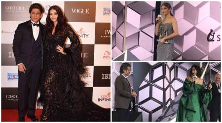Vogue Women of the Year Awards 2017 winners: Aishwarya Rai, Anushka Sharma, Sonam Kapoor and Shah Rukh Khan take home awards