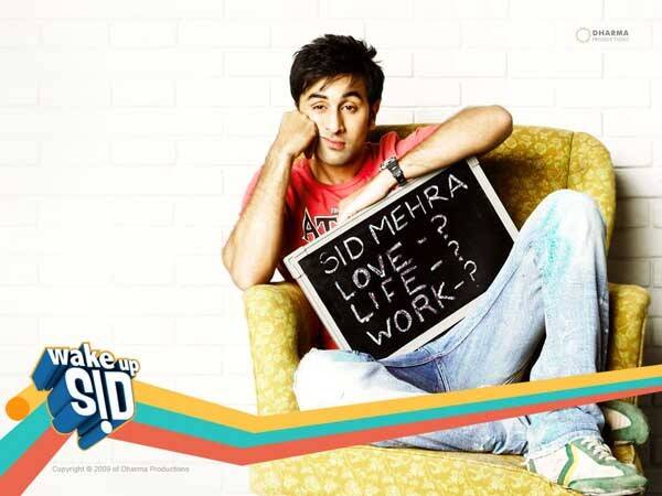 ranbir kapoor, wake up sid