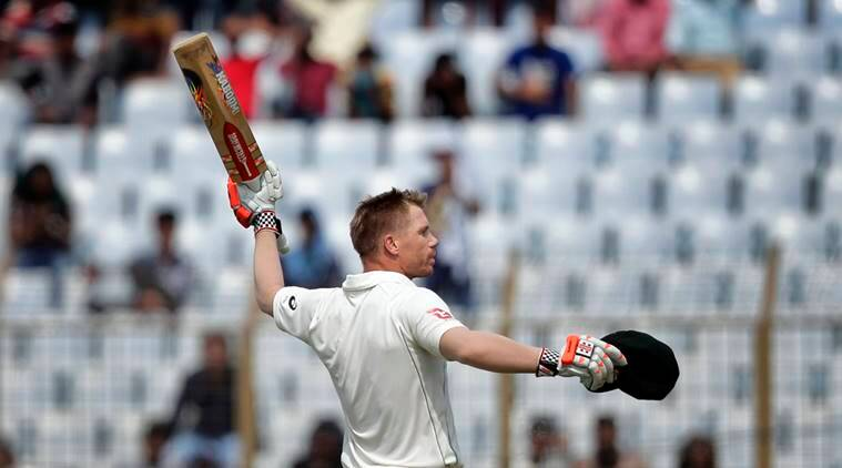 bangladesh vs australia, ban vs aus, david warner, cricket news, cricket, sports news, indian express