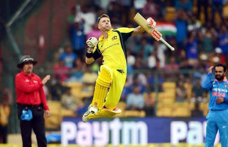 david Warner, india vs australia, ind vs aus