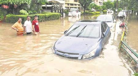 Waterlogging not discussed at House meet, BJP councillors fume at agendaomission