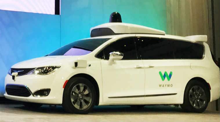 Intel, Google, Google Waymo, Intel-powered Waymo, self-driving cars, artificial intelligence, semiconductor chipmaker, driverless future, Waymo Chrysler Pacifica, autonomous driving fleet