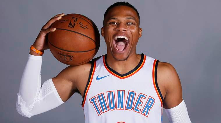 Russell Westbrook signs reportedly largest contract in National Basketball Association history worth $205M