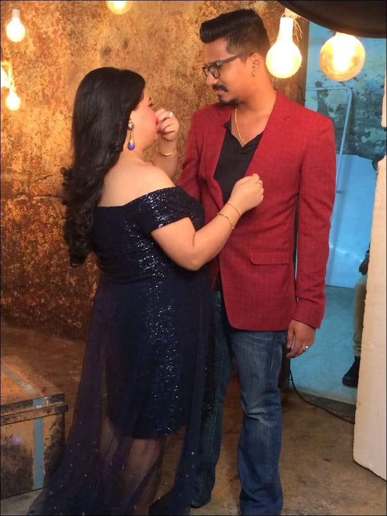bharti singh, bharti haarsh, bharti harsh photoshoot, bharti haasrh pre wedding shoot, bharti haasrh wedding shoot, bharti singh marriage, bharti wedding date, bharti harsh wedding photos,