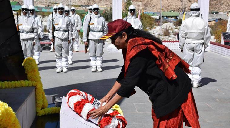 Defence Minister Nirmala Sitharaman to visit Siachen base camp today