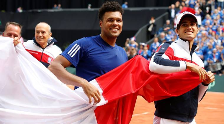 France and Croatia to clash for Davis Cup title in Lille