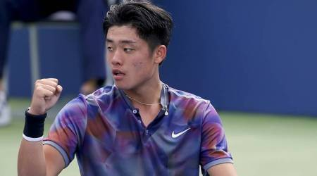 Wu Yibing, China, US Open boys grand slam, Hsu Yu-hsiou
