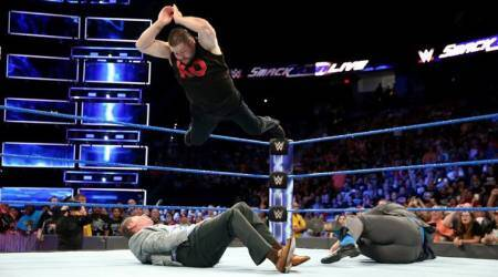 WWE Smackdown Result: Kevin Owens has a rude surprise for Vince McMahon after shock announcement