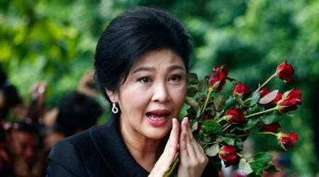 Ousted Thailand PM Yingluck Shinawatra sentenced in absentia to 5 years