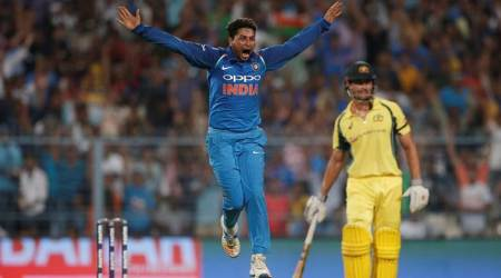 kuldeep yadav, india vs australia, ind vs aus 2nd odi
