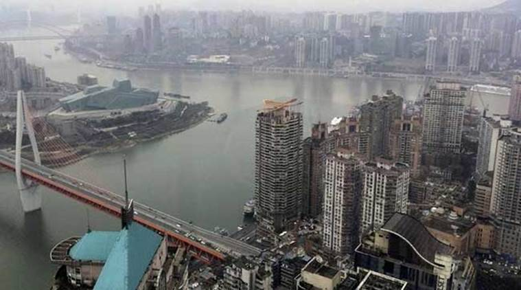 China's Yangtze River, toxic waste in China's Yangtze River, China arrests people for dmping waste, China news, international news