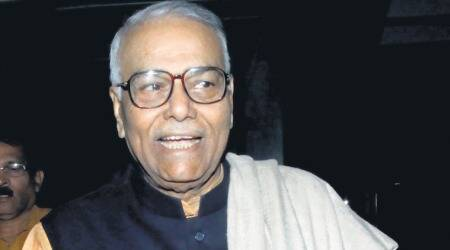 Yashwant Sinha to launch 'national forum' across party lines