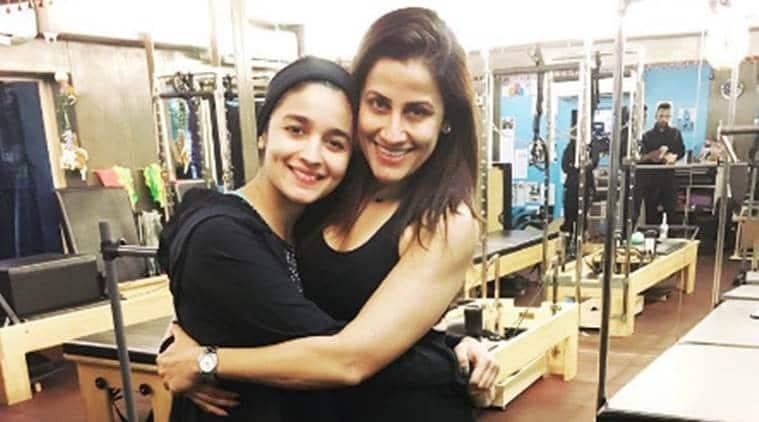Alia Bhatt trainer, Yasmin karachiwala, how to stay fit, Celebrity fitness trainer.