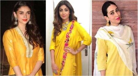 Navratri 2017: 3 ways to wear yellow on Pratipada (Day1)
