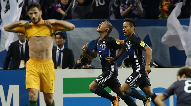 Australia defeat Thailand 2-1 in nail-biting 2018 World Cup qualifier