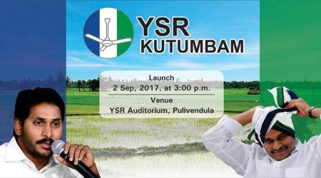 Jagan Mohan Reddy to launch YSR Kutumbam campaign on Saturday