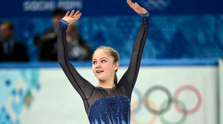 Yulia Lipnitskaya, Yulia Lipnitskaya Russia, Yulia Lipnitskaya Sochi Games, sports news, Indian Express