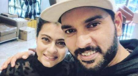 Yuvraj Singh reveals his favourite Bollywood actress, bumps into her at airport, see photo