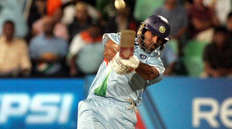 Yuvraj Singh goes down memory lane 12 years after hitting six 6s in an over