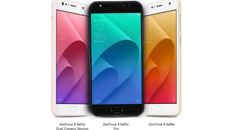 Asus, Asus Zenfone 4, Asus Zenfone Selfie 4 series, Asus Zenfone Selfie 4, Asus Zenfone Selfie 4 price in India, Asus Zenfone Selfie 4 Pro, Flipkart, Asus Zenfone Selfie 4 price, Asus Zenfone Selfie 4 specifications, Asus Zenfone Selfie 4 series launch, Asus Zenfone Selfie 4 Pro price, Asus Zenfone Selfie 4 Pro specifications, Asus Zenfone Selfie 4(dual camera) specifications