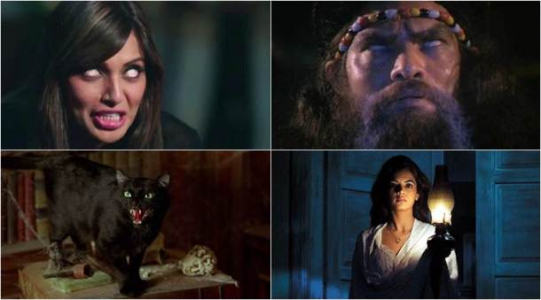 horror films bollywood, hindi horror films, horror film stereotypes, horror film cliches, horror movies bollywood, hindi horror movies, golmaal again, golmaal again horror comedy