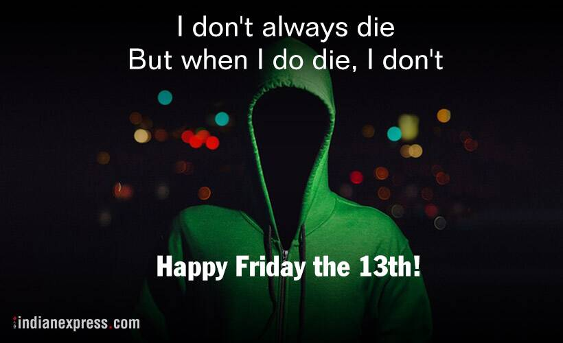 Funny Memes For Friday The Th : Photos friday the th stop cursing the unlucky day and laugh