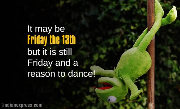 'Friday the 13th': Stop cursing the UNLUCKY day and LAUGH ...