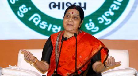 Sushma Swaraj, Rahul Gandhi, Gujarat Election, Narendra Modi, Women in BJP, Women in RSS, Congress, BJP Women, Shkhas, Smriti Irani, Gujarat assembly election, BJP Congress Gujarat, India News, Indian Express