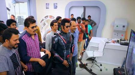 Making of 2.0 3D featurette: Shankar and Superstar Rajinikanth promise a grand visual experience