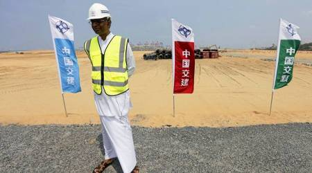 Sri Lanka to complete Chinese port city project by mid 2019