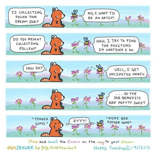 On World Animal Day, let these 10 adorable animal comics inspire you